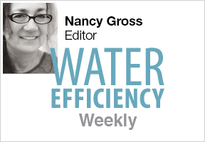 Water Efficiency WeeklyNancyGross